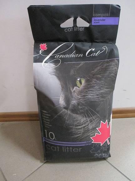 PIASEK CANADIAN CAT LAVENDER 10L