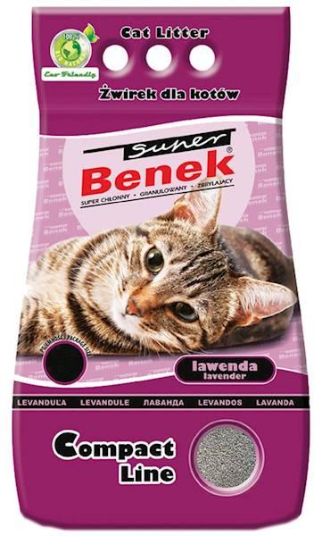 PIASEK S.BENEK COMPACT LAWENDA 25L