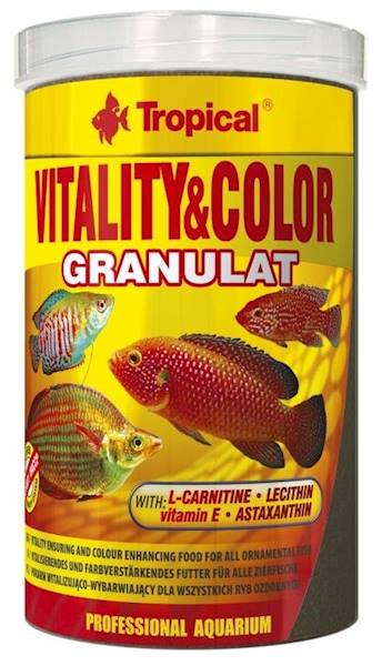 VITALITY & COLOR GRANULAT  250ml/138g