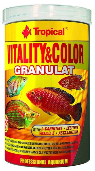 VITALITY & COLOR GRANULAT 1000ml/550g