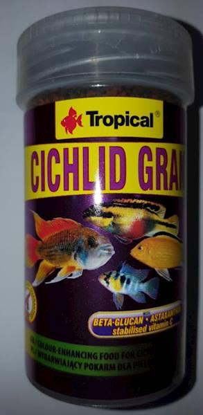 CICHLID GRAN  100ml/55g