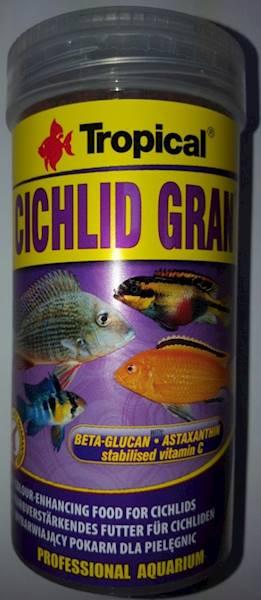 CICHLID GRAN  250ml/138g