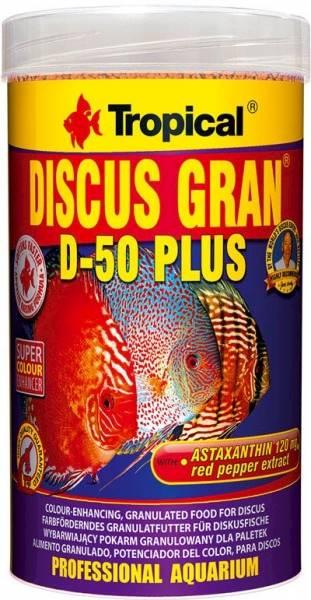 DISCUS  D-50 PLUS GRANULAT  250ml/110g