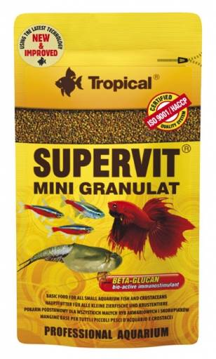 SUPERVIT MINI GRANULAT  10g