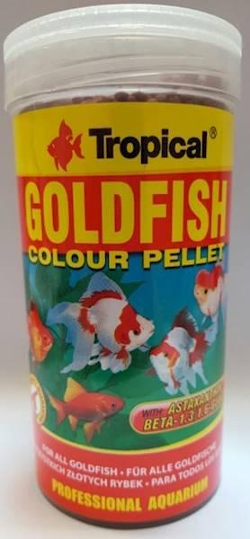 GOLDFISH COLOR PELLET  250ml/90g