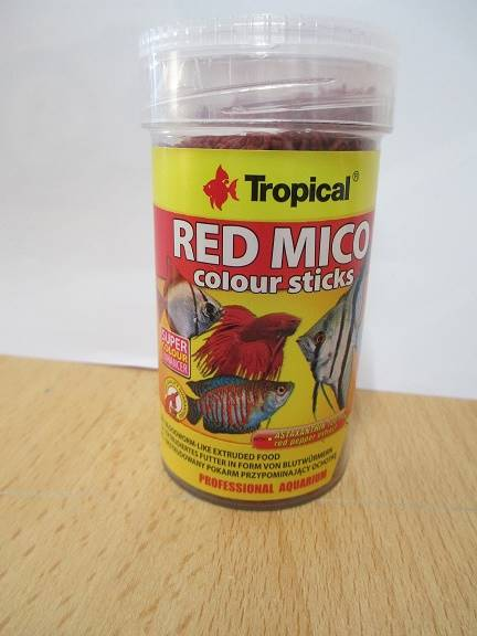 RED MICO COLOUR STICKS 100ml/32g