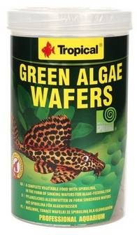 GREEN ALGAE WAFERS  100ml/45g