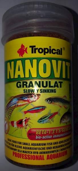 NANOVIT GRAN 100ml/70g