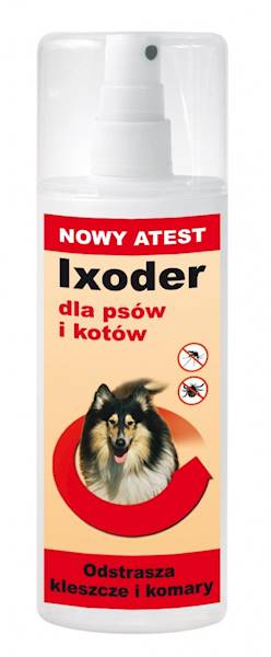 IXODER 100ml
