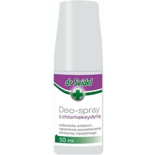 DEO-SPRAY 50ml Z CHLORHEKSYDYNĄ