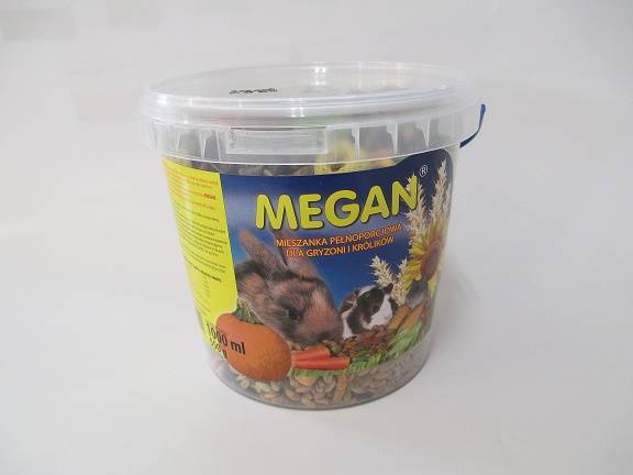 MEGAN  GRYZOŃ 1000ml
