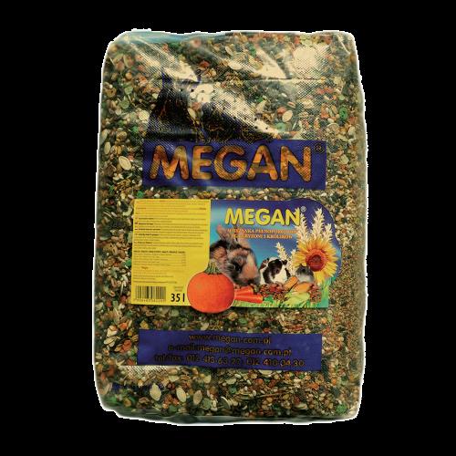 MEGAN 35L/20kg GRYZOŃ - worek