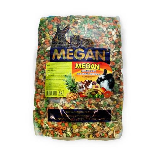 MEGAN 35L GRYZOŃ owocowy - worek