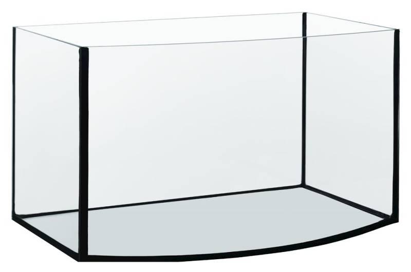 D. AKWARIUM 60x30x30 54L OWAL