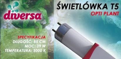 D.ŚWIETLÓWKA OPTI PLANT T5 39W 85cm