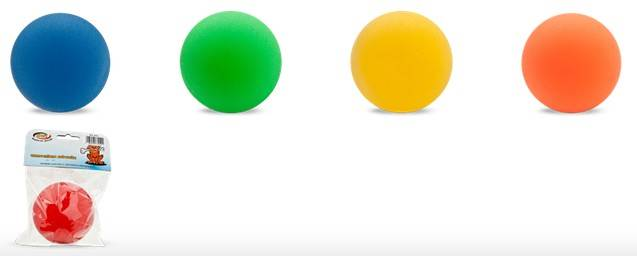 ZB. AM piłka gładka 65mm