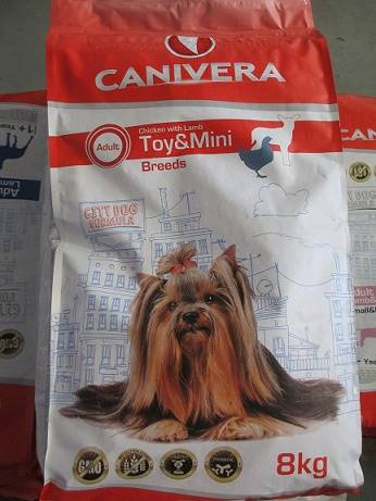 CANIVERA 8kg ADULT TOY & MINI BREEDS