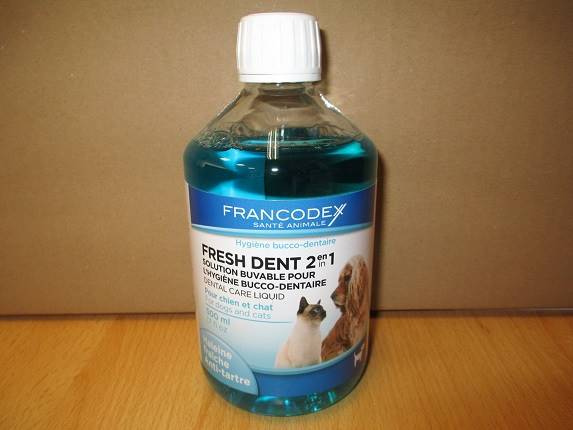 FRANCODEX FRESH DENT 500ml PL