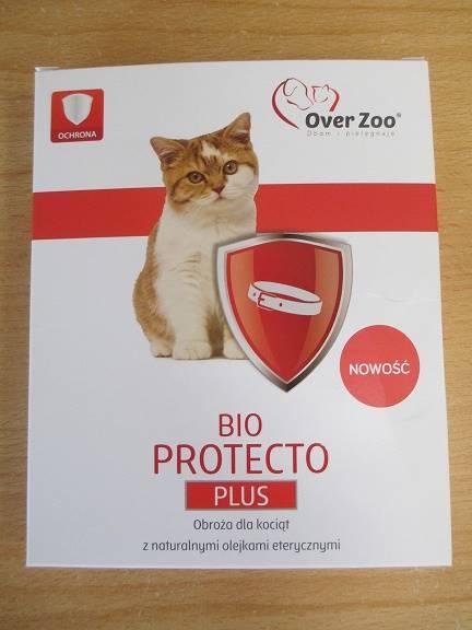O.OBROŻA BIO PROTECTO PLUS 35cm kocięta