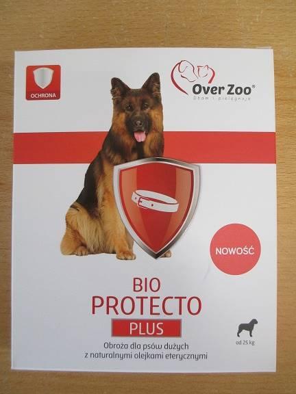 O.OBROŻA BIO PROTECTO PLUS 75cm duży pies