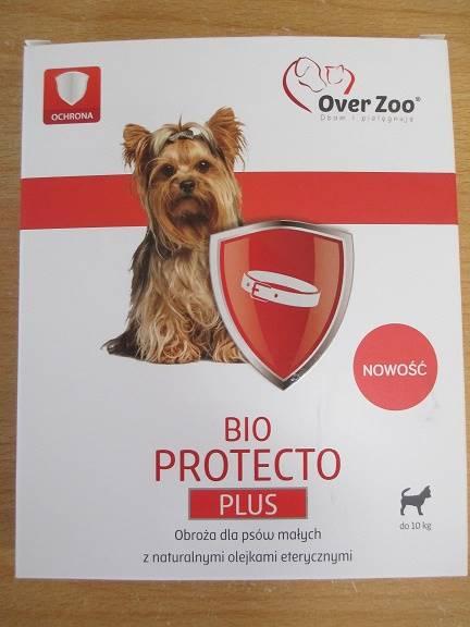 O.OBROŻA BIO PROTECTO PLUS 35cm mały pies
