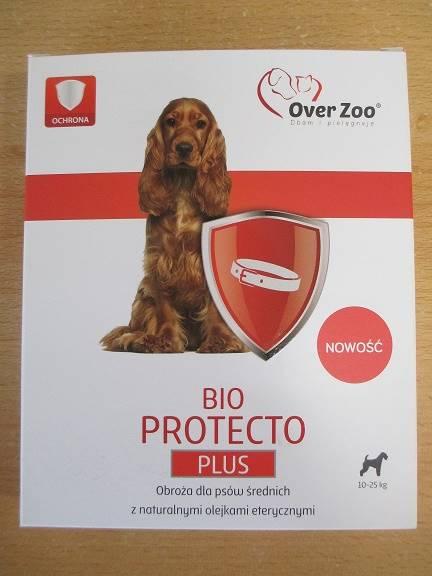 O.OBROŻA BIO PROTECTO PLUS 60cm średni pies