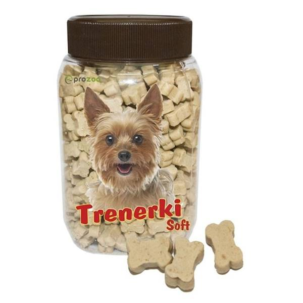 P.TRENERKI PUPPY CALCIUM SOFT 300g