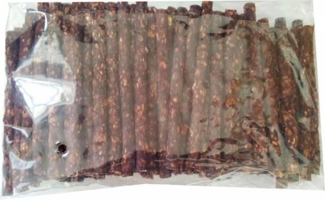 P.KABANOS 12.5cm brązowe-100szt