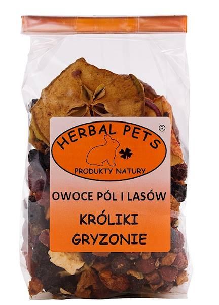 PETS OWOCE PÓL I LASÓW 100g