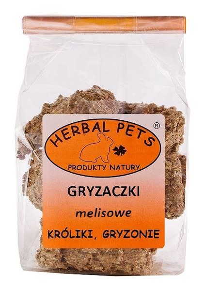 PETS GRYZACZKI MELISOWE 140g