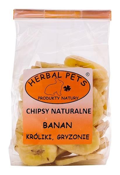 PETS CHIPSY BANAN 75g