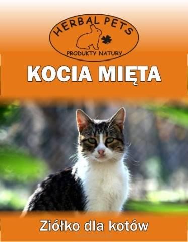 PETS KOCIA MIĘTA 5g
