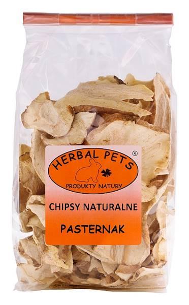 PETS CHIPSY PASTERNAK 125g