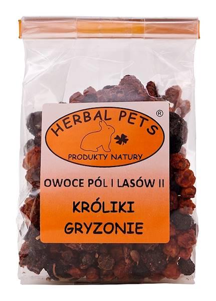 PETS OWOCE PÓL I LASÓW II 75g