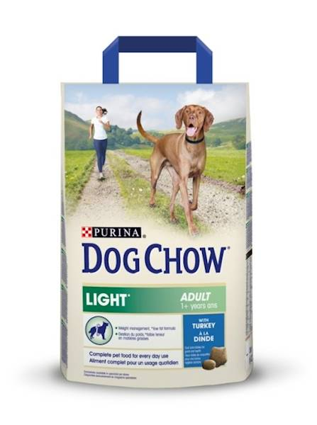 PURINA DOG CHOW LIGHT 2,5kg INDYK *