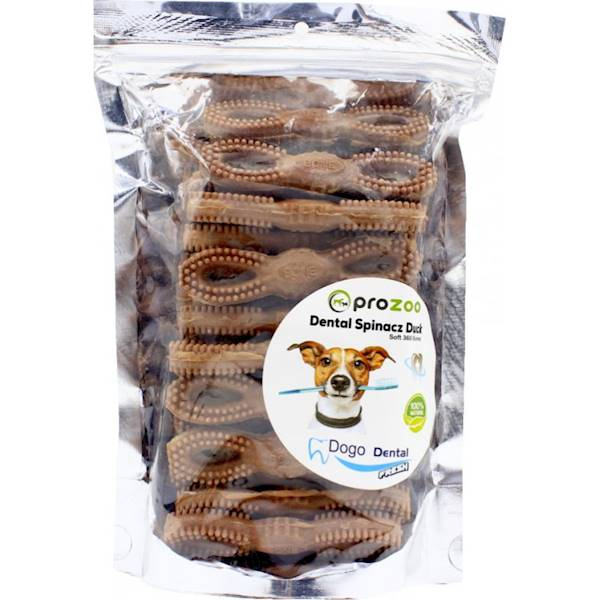 P.DENTAL SPINACZ DUCK 500g