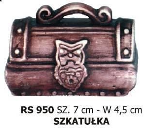 CERAMIKA SZKATUŁKA RS950
