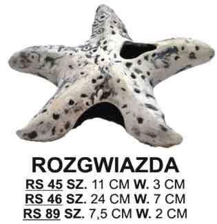 CERAMIKA ROZGWIAZDA RS45