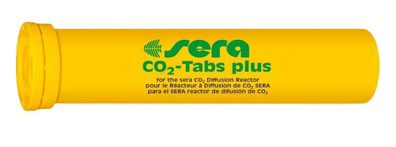 SERA CO2 TABS PLUS 20 tab.