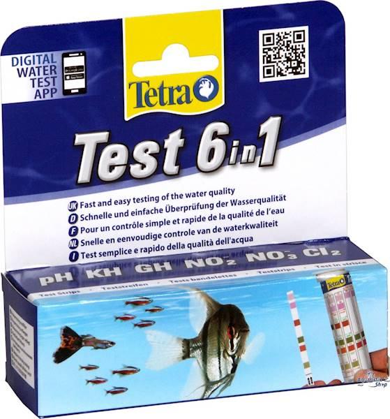 TETRA test 6w1 25 pasków