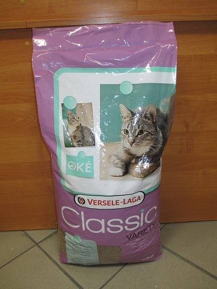 V.CLASSIC CAT VARIETY 10kg - karma kot