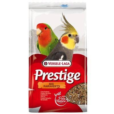 V.PRESTIGE BIG PARAKEET 1kg - papuga śr./nimfa