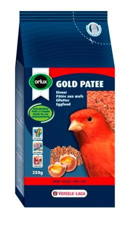 V.ORLUX GOLD PATEE CANARIES RED 250g