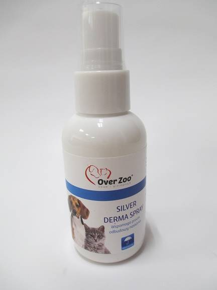 O.SILVER DERMA 50ml spray