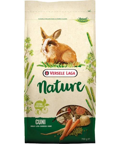 V.NATURE CUNI 700g - królik miniaturowy