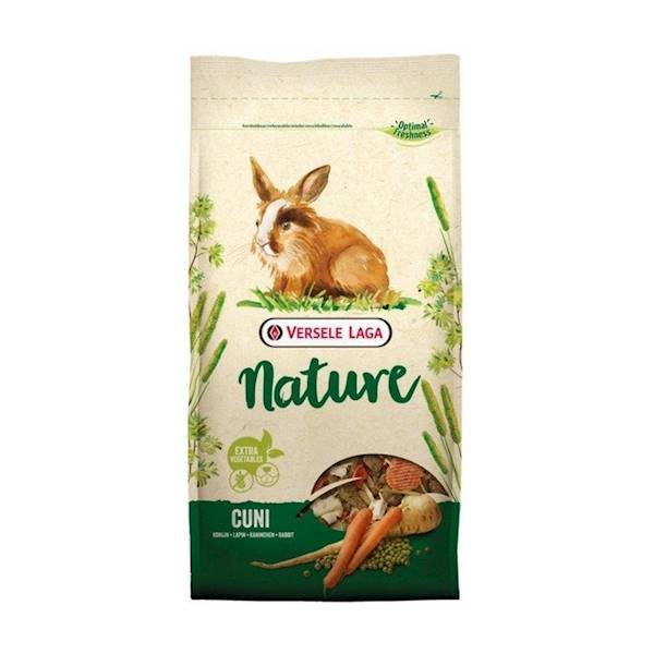 V.NATURE CUNI JUNIOR 700g - młody królik