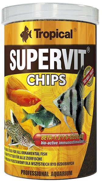 SUPERVIT CHIPS 1000ml/520g