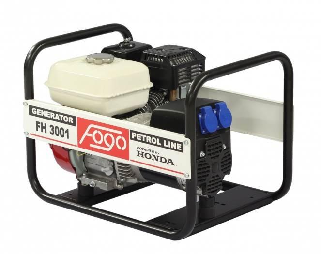 Agregat Fogo FH 3001 Silnik Honda