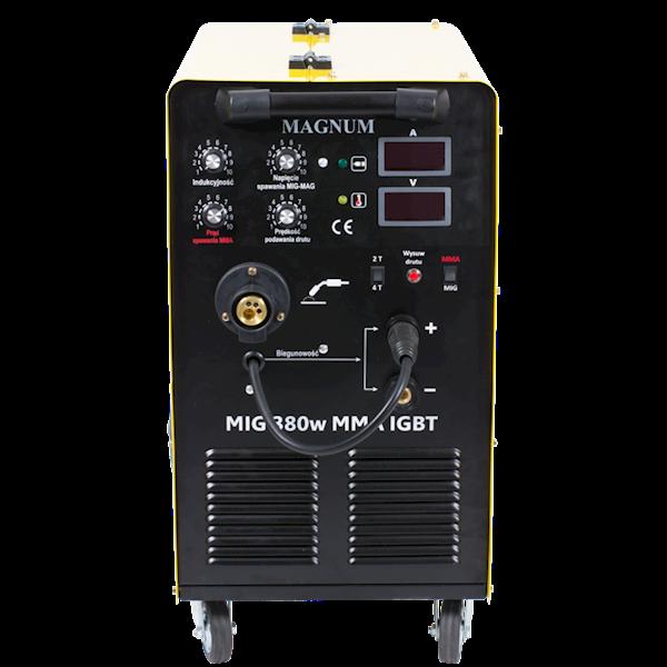 Migomat Magnum MIG 380 W IGBT