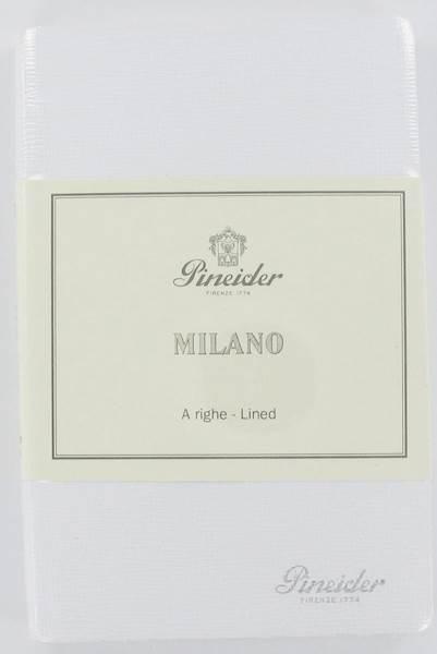 "PINEIDER-NOTES MILANO 9X14 L.IVORY-80G-""380"" WHITE"